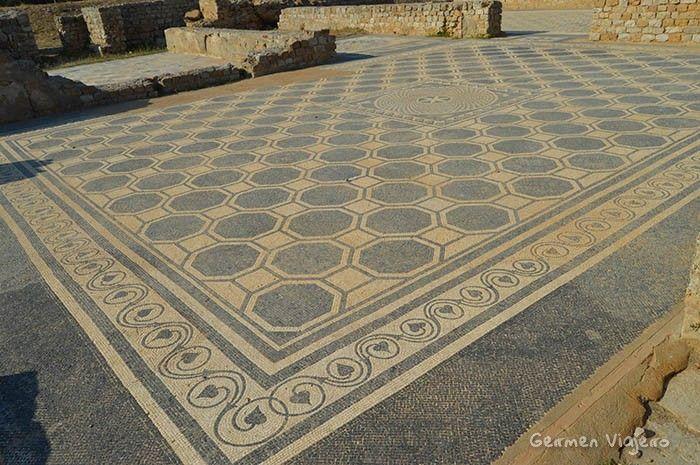 mosaicos ruines empuries