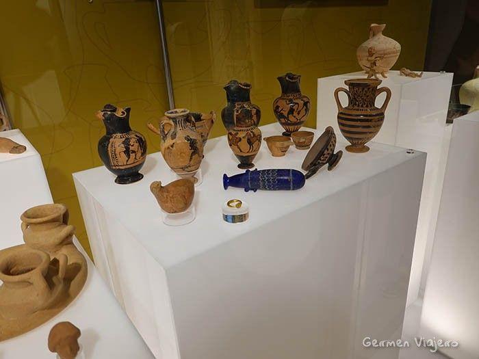 visita museo empuries