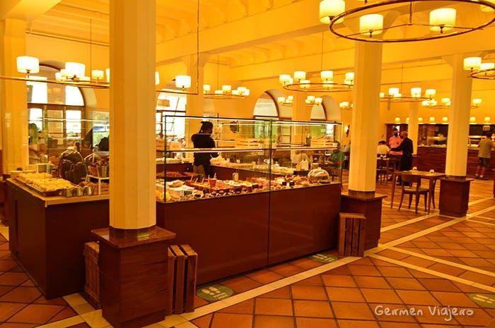 vall de nuria restaurante