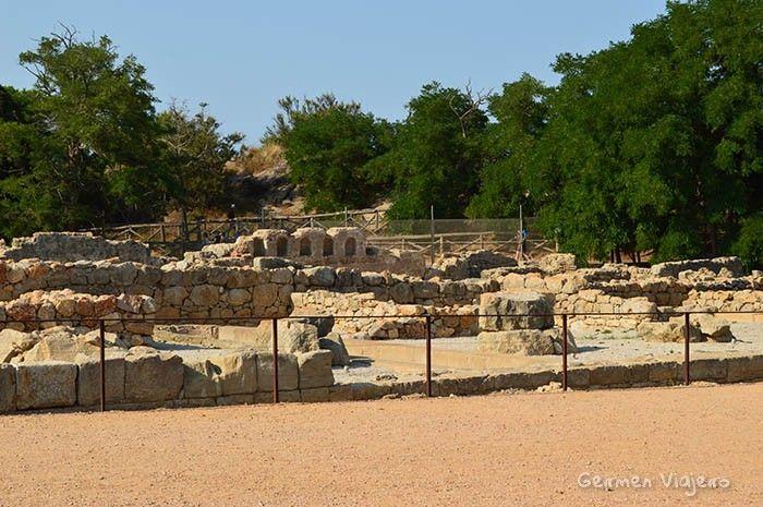visitar ruinas griegas empuries
