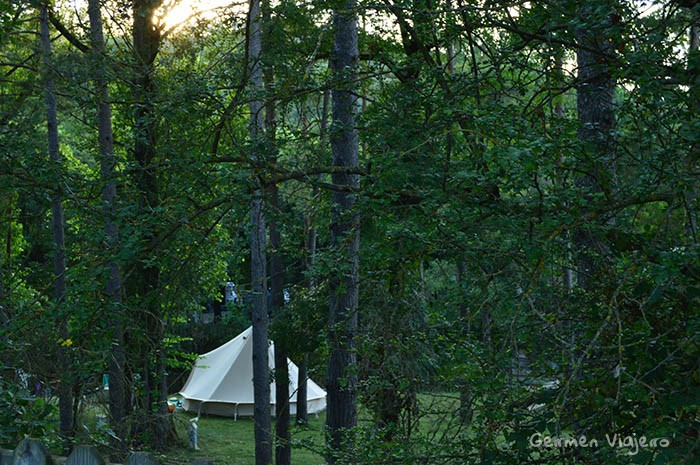 camping pirineo girona