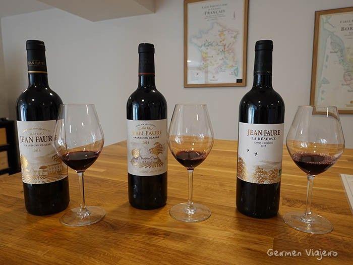 cata vinos saint emilion