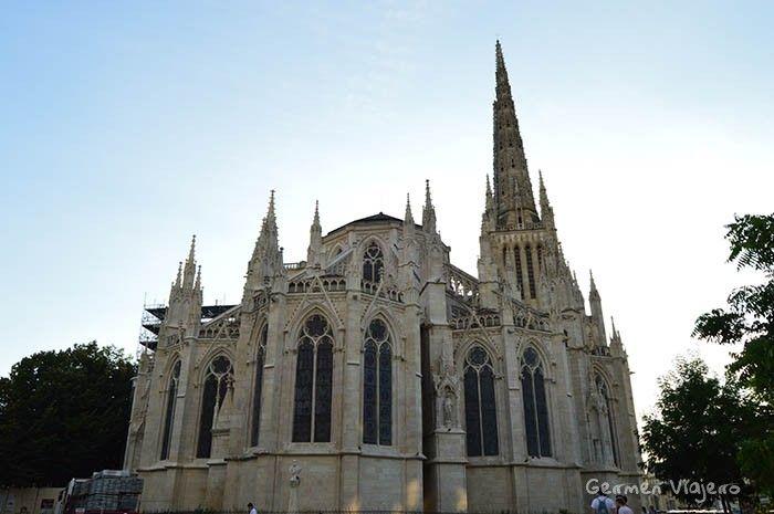 visitar catedral burdeos