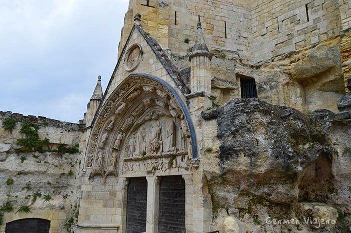 iglesia monolitica st emilion