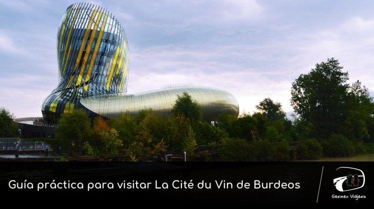 ciudad del vino burdeos